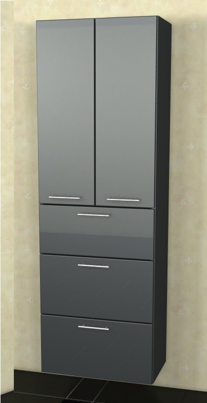 marlin city hochschrank badschrank preiswert arcom center. Black Bedroom Furniture Sets. Home Design Ideas