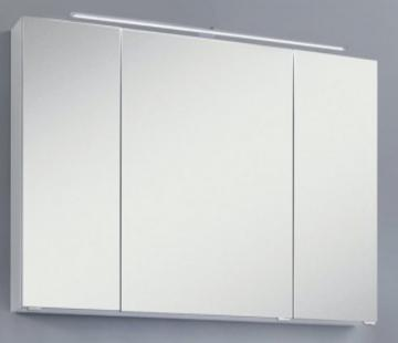 Marlin Bad 3040 - City plus Spiegelschrank C + LED LL74 / 90 cm