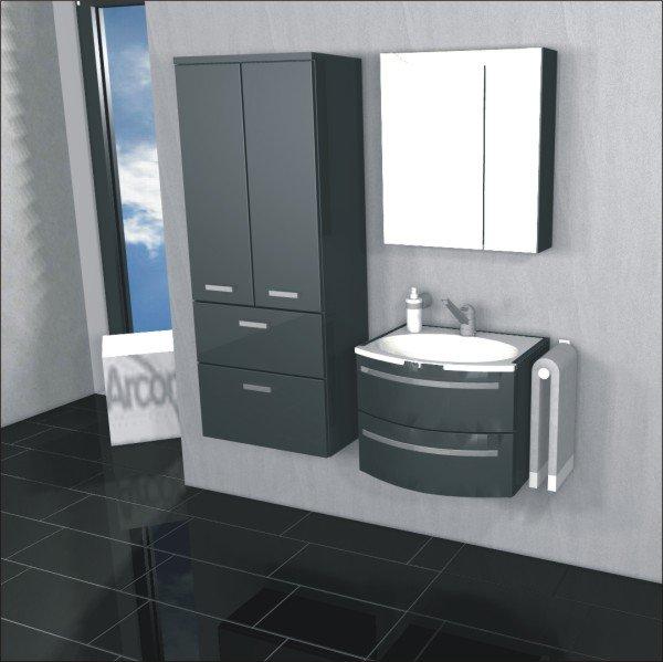 cosmo mittelschrank badschrank g nstig arcom center. Black Bedroom Furniture Sets. Home Design Ideas
