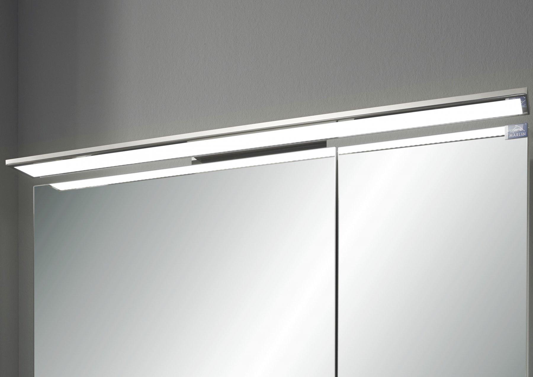 marlin bad 3090 cosmo spiegelschrank 120 cm. Black Bedroom Furniture Sets. Home Design Ideas