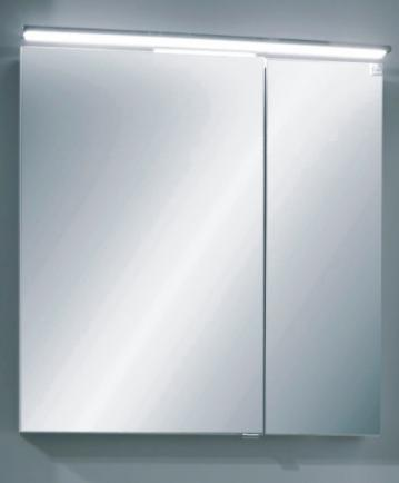 Marlin Bad 3090 - COSMO Spiegelschrank 60 cm links