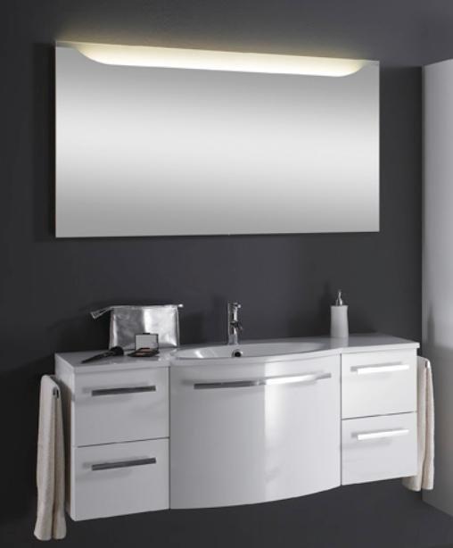 marlin bad 3090 cosmo waschtisch 120 cm becken mittig. Black Bedroom Furniture Sets. Home Design Ideas