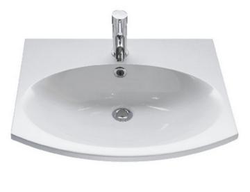 Marlin Bad 3090 - COSMO Waschtisch 60 cm