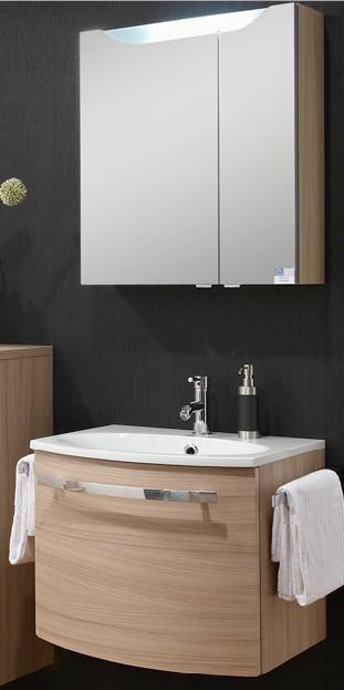 marlin bad 3090 cosmo wt unterschrank 60 cm 1 auszug. Black Bedroom Furniture Sets. Home Design Ideas
