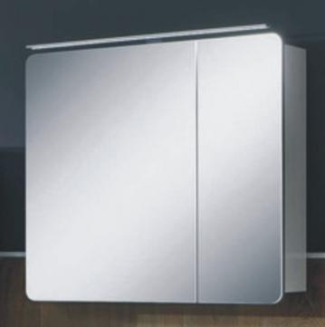 Marlin Bad 3020 - Life Spiegelschrank 80 cm