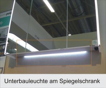 PCON LED-Unterbaubeleuchtung 1 (Breite 65 cm)