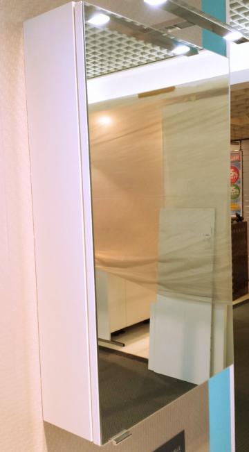 PCON Spiegelschrank | Einfach verspiegelt | 30 cm