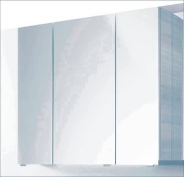 PCON Spiegelschrank | Doppelt verspiegelt | 110 cm