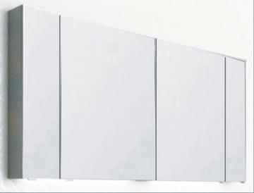 PCON Spiegelschrank | Doppelt verspiegelt | 130 cm