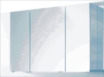 PCON Spiegelschrank | Doppelt verspiegelt | 134 cm