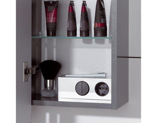 pelipal pcon spiegelschrank innen verspiegelt arcom center. Black Bedroom Furniture Sets. Home Design Ideas