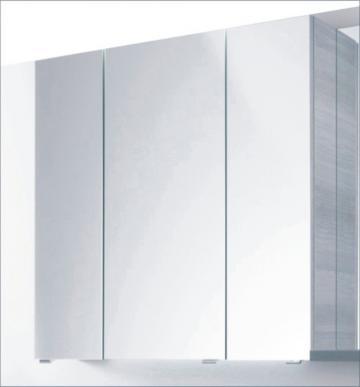 PCON Spiegelschrank | Doppelt verspiegelt | 90 cm
