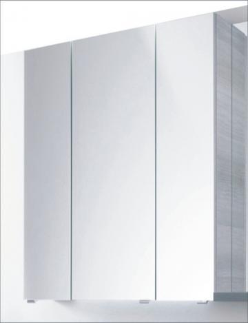 PCON Spiegelschrank | Einfach verspiegelt | 80 cm