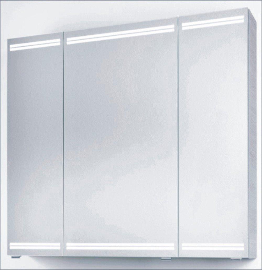 pelipal pcon spiegelschrank led beleuchtung 100 cm arcom. Black Bedroom Furniture Sets. Home Design Ideas