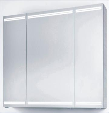 PCON Spiegelschrank | LED-Beleuchtung | 100 cm