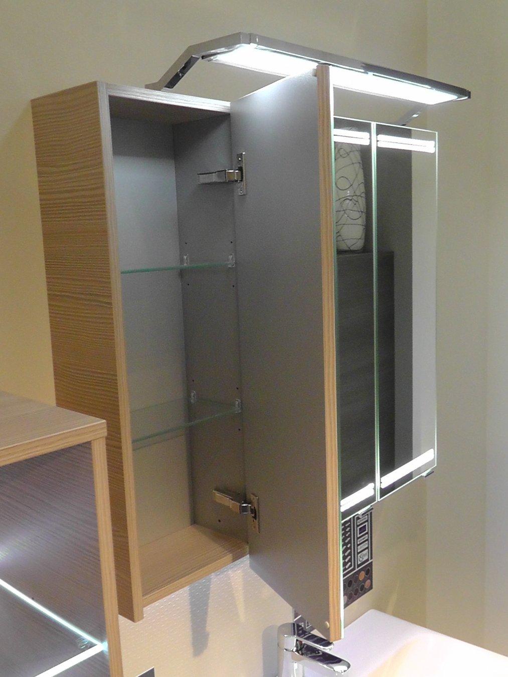 pelipal pcon spiegelschrank 100 cm g nstig arcom center. Black Bedroom Furniture Sets. Home Design Ideas