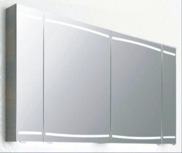 PCON Spiegelschrank | LED-Beleuchtung | 126 cm