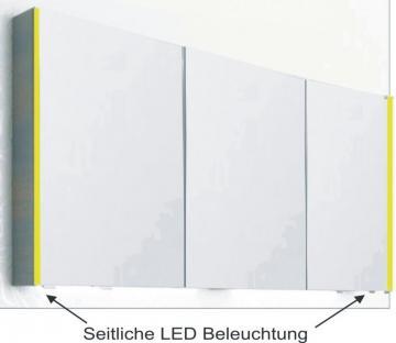 PCON Spiegelschrank | LED-Beleuchtung | 167 cm