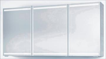 PCON Spiegelschrank | LED-Beleuchtung | 168 cm
