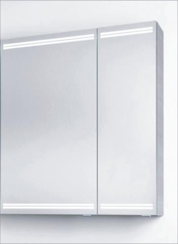 PCON Spiegelschrank | LED-Beleuchtung | 70 cm