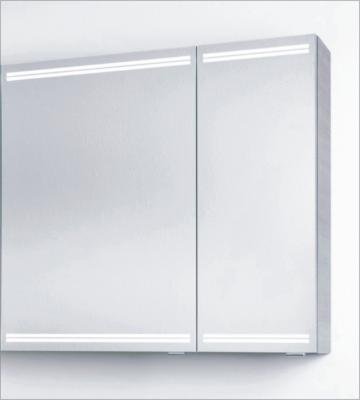 PCON Spiegelschrank | LED-Beleuchtung | 79 cm
