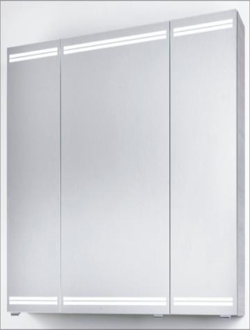 PCON Spiegelschrank | LED-Beleuchtung | 80 cm