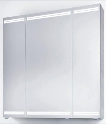 PCON Spiegelschrank | LED-Beleuchtung | 90 cm
