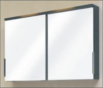 PCON Spiegelschrank | Spiegelschiebetüren 125 cm
