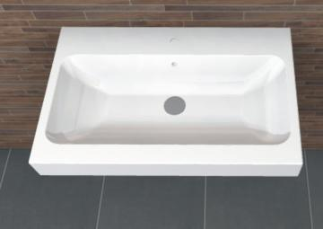 PCON Waschtisch F | Keramag iCon | 75 cm