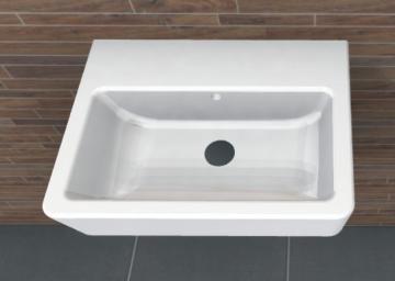 PCON Waschtisch D | Geberit Renova Nr. 1 Comprimo | 45 cm