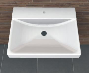 PCON Waschtisch D | Keramag Xeno² | 60 cm