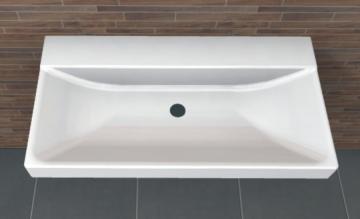 PCON Waschtisch D | Keramag Xeno² | 90 cm