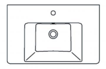 PCON Waschtisch E | Ideal Standard Strada | 71 cm