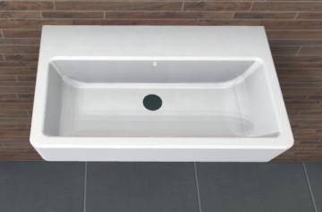 PCON Waschtisch E | Keramag Renova Nr. 1 Comprimo | 60 cm