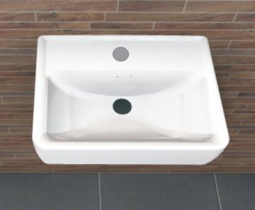 PCON Waschtisch G | Laufen PRO A | 45 cm