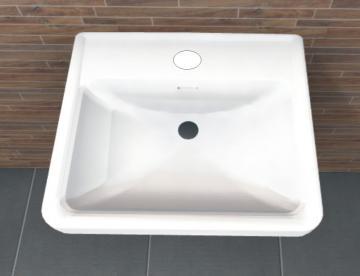 PCON Waschtisch G | Laufen PRO A | 55 cm