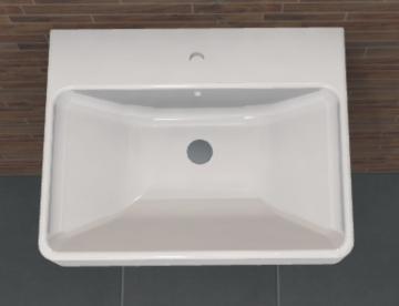 PCON Waschtisch K | Keramag Smyle | 60 cm