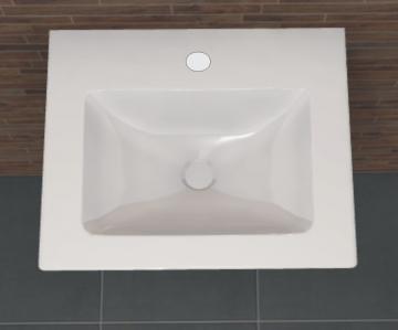 PCON Waschtisch L | Villeroy & Boch Venticello | 60 cm