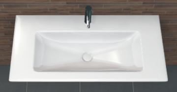 PCON Waschtisch L | Villeroy & Boch Venticello | 100 cm