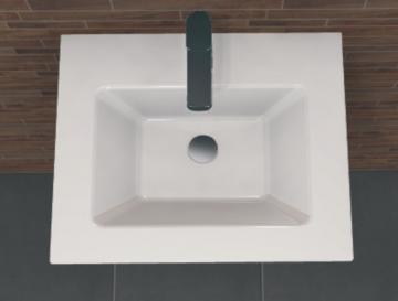 PCON Waschtisch N | Villeroy & Boch Legato | 60 cm