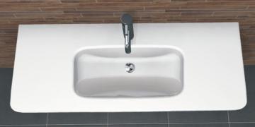 PCON Waschtisch N | Duravit DuraStyle | 120 cm