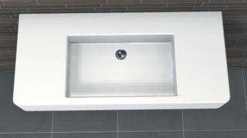 PCON Waschtisch G | Duravit Vero | 100 cm | 1 Hahnloch