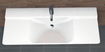 PCON Waschtisch S | Duravit P3 Comforts | 125 cm