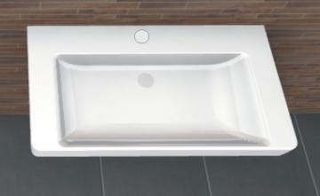 PCON Waschtisch T | Laufen Pro S | 85 cm