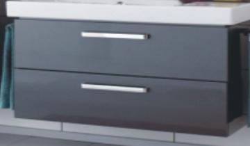 PCON WT-Unterschrank Q2 | 2 Auszüge | 101 cm [Ideal Standard Strada]