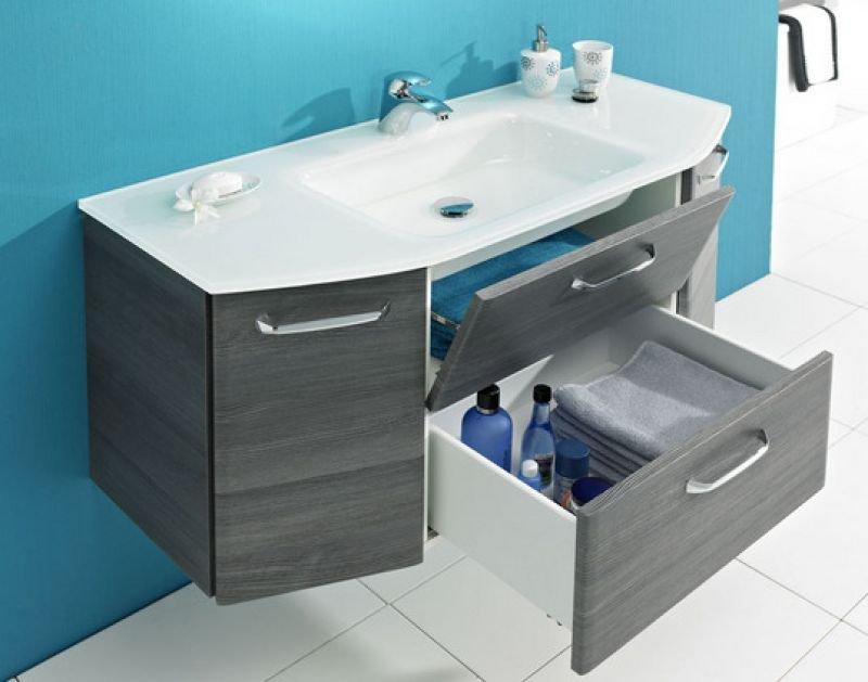 pelipal alika glaswaschtisch 110 cm badshop. Black Bedroom Furniture Sets. Home Design Ideas