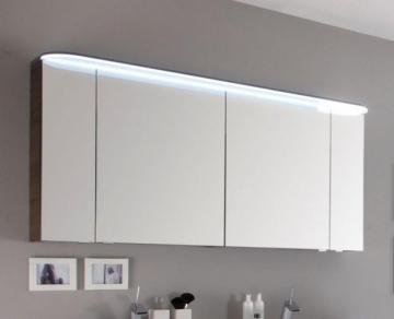 Pelipal Balto Spiegelschrank B + Lichtkranz | 148 cm