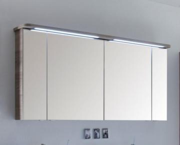 Pelipal Balto Spiegelschrank C + Kranzleuchte | 148 cm