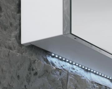 Pelipal Balto Spiegelschrank Unterbaubeleuchtung