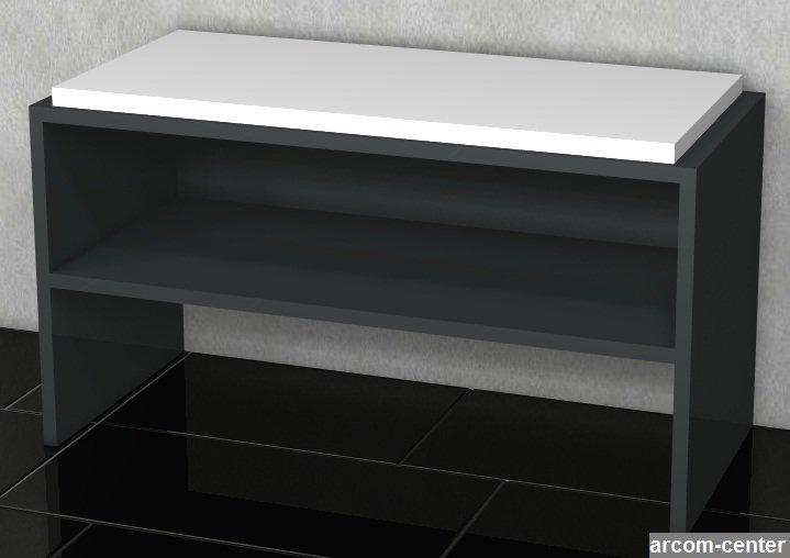cassca sitzbank badschrank g nstig arcom center. Black Bedroom Furniture Sets. Home Design Ideas